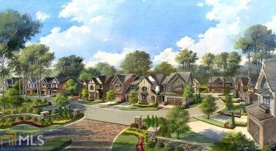 Marietta, Roswell Condo/Townhouse For Sale: 4161 Avid Park #13