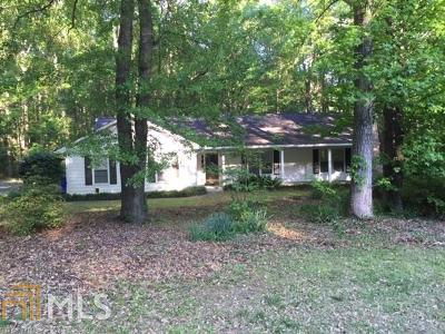 Fayetteville Single Family Home Under Contract: 180 Middling Ln