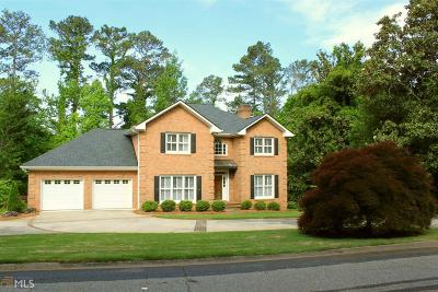 Monroe, Social Circle, Loganville Single Family Home For Sale: 508 Walton
