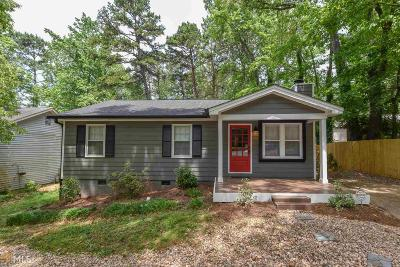 Buford Single Family Home For Sale: 2900 Vernon Ct