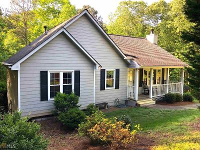Woodstock Single Family Home Under Contract: 706 N Allatoona Ln