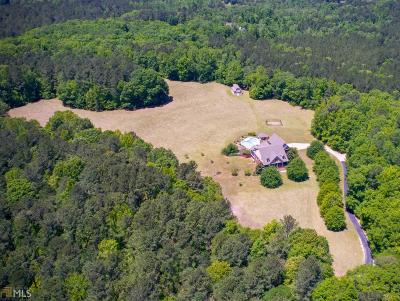 Fayette County Single Family Home For Sale: 537 Grant Rd