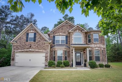 Snellville Single Family Home Under Contract: 3908 Maiden Fern Ln