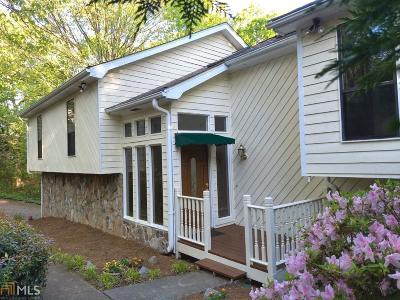 Alpharetta Single Family Home For Sale: 8498 Colony Club