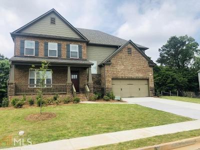 Lawrenceville Single Family Home For Sale: 1187 Halletts Peak Pl