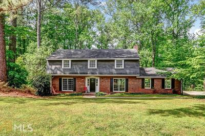 Roswell Single Family Home For Sale: 9880 La View Cir