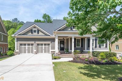 Acworth Single Family Home Under Contract: 309 Highcrest