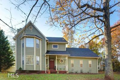 Winston Single Family Home For Sale: 8890 Dornoch Cir