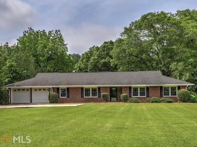 Norcross Single Family Home Under Contract: 325 Sunset Dr