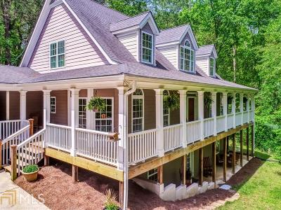 Pickens County Single Family Home For Sale: 231 Beaver Ridge Rd