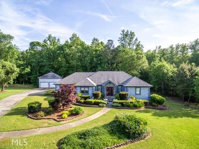 Conyers Single Family Home Under Contract: 1071 Forest Hills Dr
