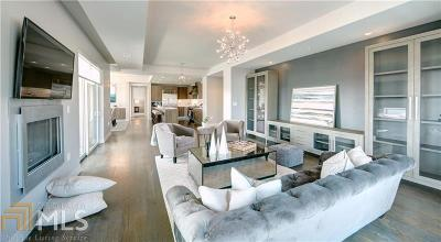 Seventh Midtown Condo/Townhouse For Sale: 867 Peachtree St #802