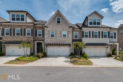 Roswell Condo/Townhouse For Sale: 4382 Jenkins Dr