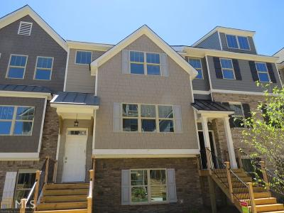 Powder Springs Condo/Townhouse For Sale: 3858 Equity Ln