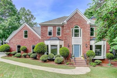 Kennesaw Single Family Home Under Contract: 379 Devereaux Ct