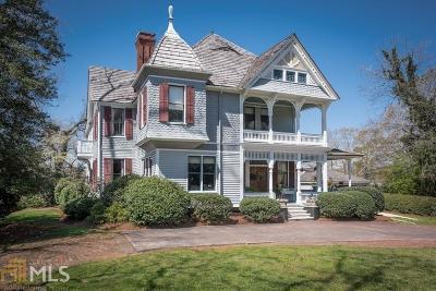 Historic Marietta Single Family Home For Sale: 134 McDonald St