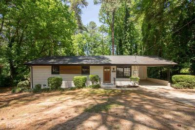 Smyrna Single Family Home For Sale: 167 Hurt Rd