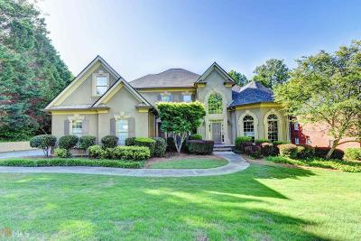 Suwanee Single Family Home For Sale: 5955 Ettington