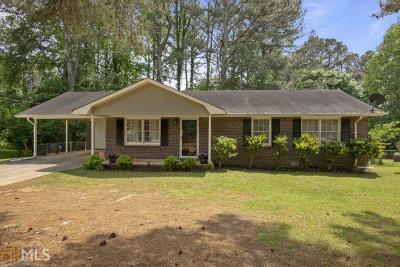 Dallas Single Family Home Under Contract: 3762 East Paulding Dr