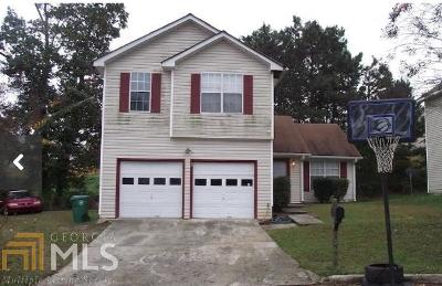 Lithonia Single Family Home Under Contract: 5366 Wellborn Creek Dr
