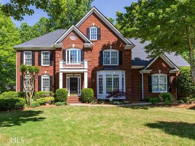 Suwanee Single Family Home For Sale: 4145 Hillcrest View Ct