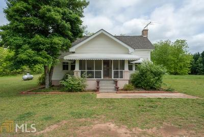 McDonough Single Family Home For Sale: 1051 Snapping Shoals Rd