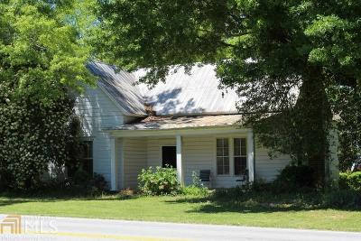 Winder Single Family Home For Sale: 784 82 Hwy