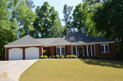 Acworth Single Family Home For Sale: 5107 NW Chipping Dr
