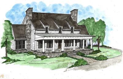 Alpharetta Single Family Home Under Contract: 14530 Thomspson Rd