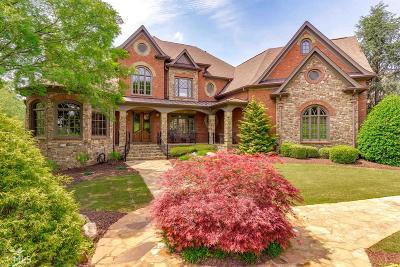 Alpharetta Single Family Home For Sale: 15822 Winterfield Way