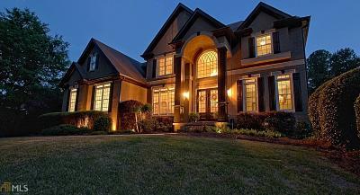 Peachtree City GA Single Family Home Under Contract: $749,900