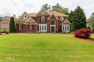 Kennesaw Single Family Home For Sale: 3880 NW Greensward