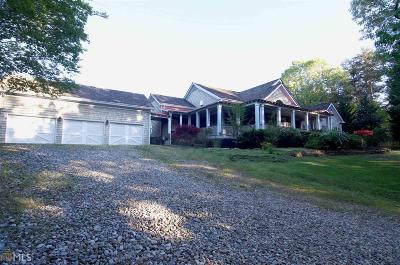 Lumpkin County Single Family Home For Sale: 1092 Ridgeway Rd
