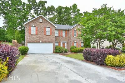 Snellville Single Family Home Under Contract: 3751 Fryeburg Pl