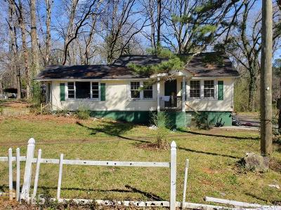 Single Family Home Under Contract: 4650 White City Rd