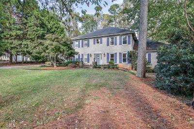 Stone Mountain Single Family Home For Sale: 2207 Forestglade Dr
