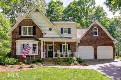 Peachtree City GA Single Family Home For Sale: $334,500