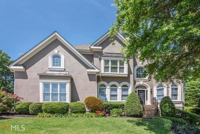 Alpharetta Single Family Home For Sale: 1125 Dapplefawn Ct