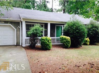 Rex Single Family Home For Sale: 3244 Blackfoot Ln