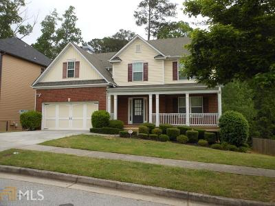 Snellville Single Family Home For Sale: 3747 Valley Bluff Ln