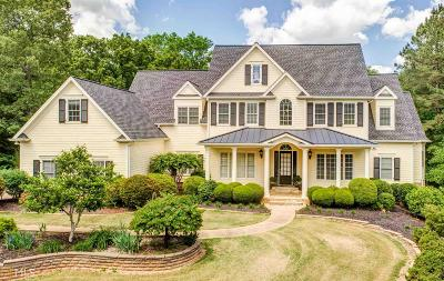Canton Single Family Home For Sale: 113 Arbor Shoals Dr