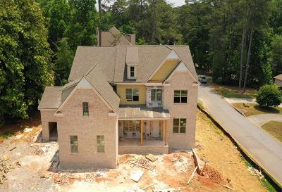 Marietta, Roswell Single Family Home For Sale: 3459 Clubland Dr