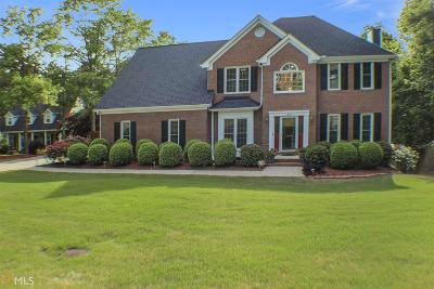 Snellville Single Family Home Under Contract: 4387 Riverlake Way