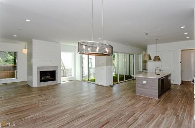 Atlanta Single Family Home Back On Market: 528 Angier Ave #B