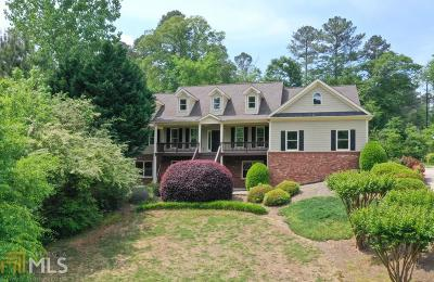 Lilburn Single Family Home Under Contract: 4489 Riverside Dr