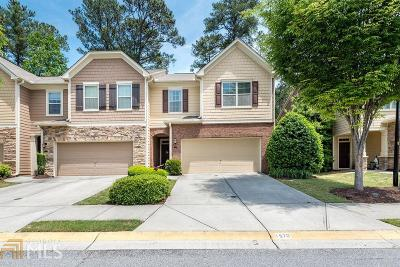Brookhaven Condo/Townhouse For Sale: 1570 Lenox Overlook Rd