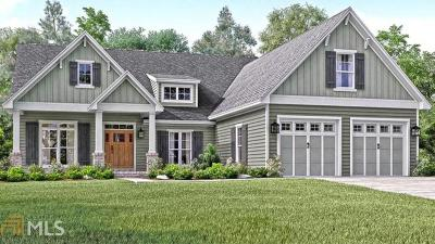 Rutledge Single Family Home Under Contract: 121 Shoals Creek Ln #Lot 36