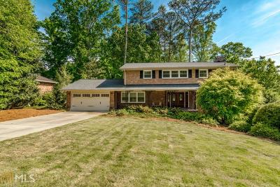 Decatur Single Family Home For Sale: 2463 Williamswood Ct