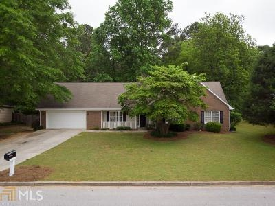 Conyers Single Family Home For Sale: 2126 Amherst Trl