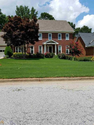 Stone Mountain Rental For Rent: 5642 Summer Meadow